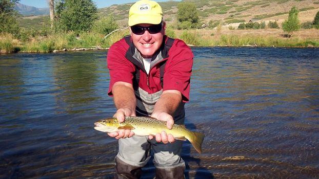 Utah fly fishing park city on the fly for Fly fishing park city utah