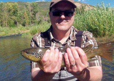 Utah Fly Fishing