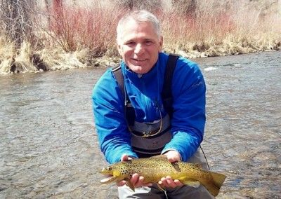 Fly Fishing Provo River