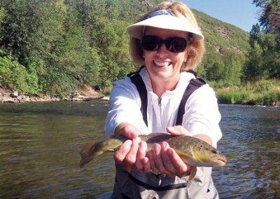 Fly Fishing Trip