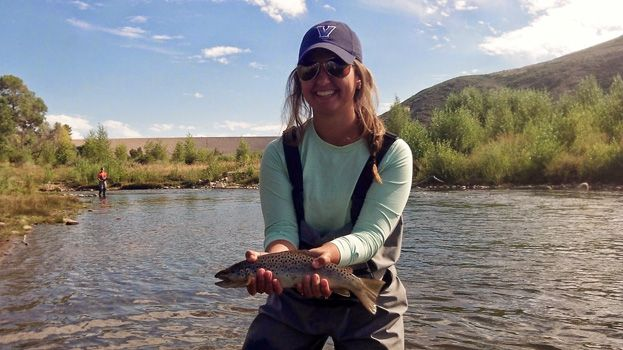Fly fishing trip park city on the fly for Park city fly fishing