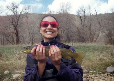 Heather Fly Fishing