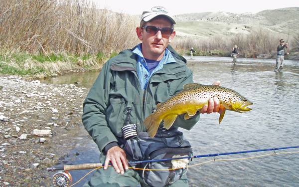 Duchesne River Fly Fishing