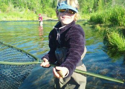 Aidan Fly Fishing