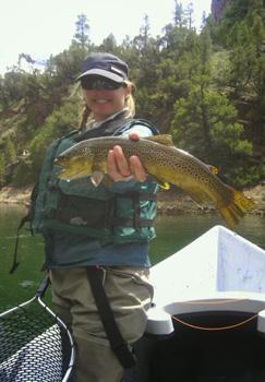 Fly Fishing Float Trips