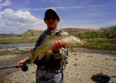 Park City Fly Fishing Guide Ken