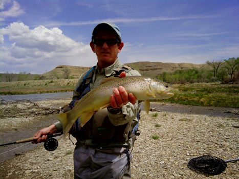 Park city fly fishing guide ken park city on the fly for Park city fly fishing