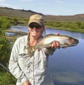 Park City Fly Fishing Guide Jen