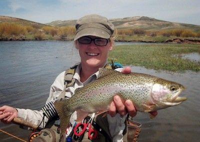 Jen's Rainbow Trout