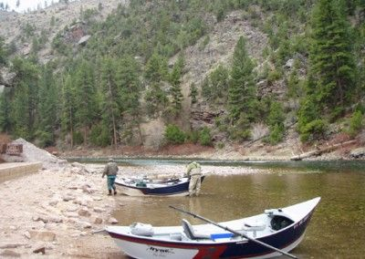 Fly Fishing Float Trips