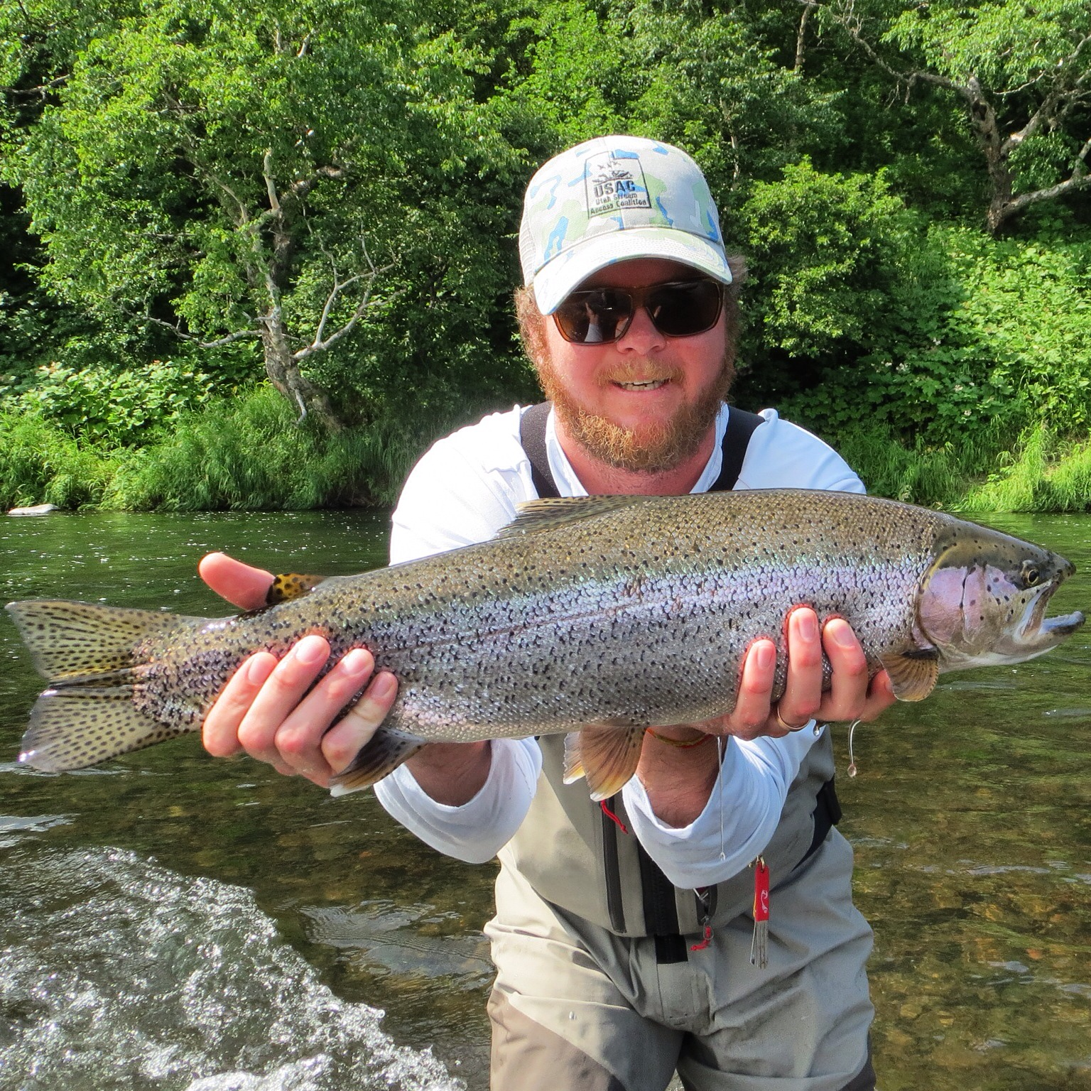 Park City Fly Fishing Guide Richie